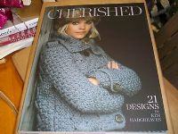 CHERISHED by KIM HARGREAVES -inc kidsilk big wool drift